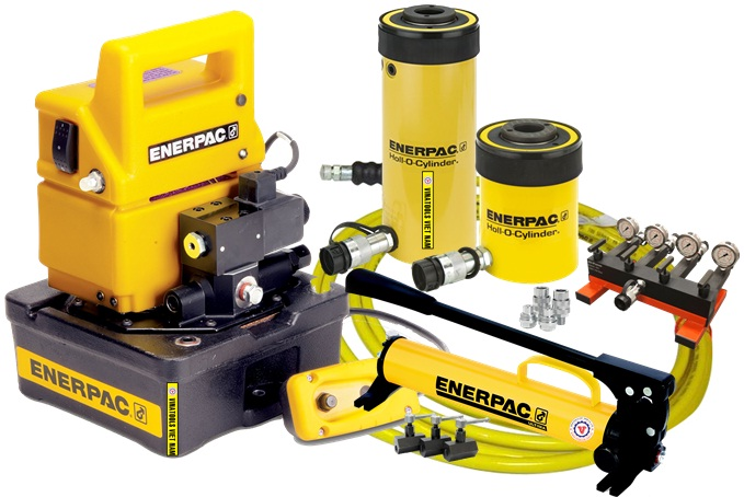 kich thuy luc rong tam Enerpac RCH-302, Enerpac hole hydraulic cylinder RCH-302, option