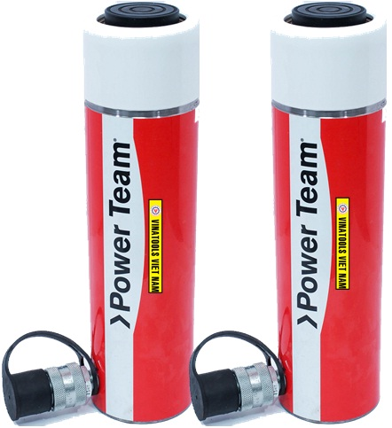 kich thuy luc power team c256c, power team hydraulic cylinder c256c